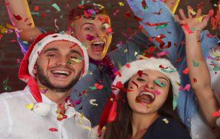 DJ buchen für Weihnachtsfeier in Hamburg