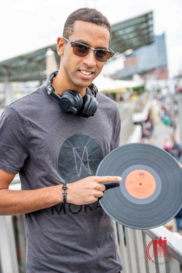 DJ Agentur Hamburg - DeeJay Mokaby
