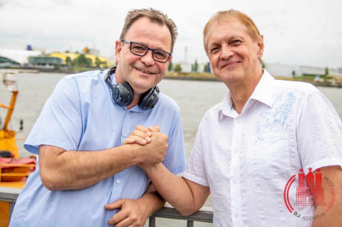 DJ Agentur Hamburg DJ Thomas Abraham und DJ Lutz Scheffler