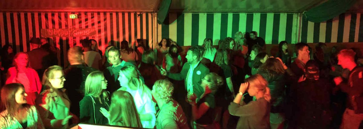 DJ Partyvorbereitung